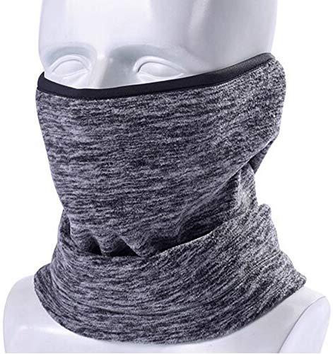 Haute Qualite Cagoule Masque Cache-Cou Polaire Homme Femme pour Ski Moto Froid.