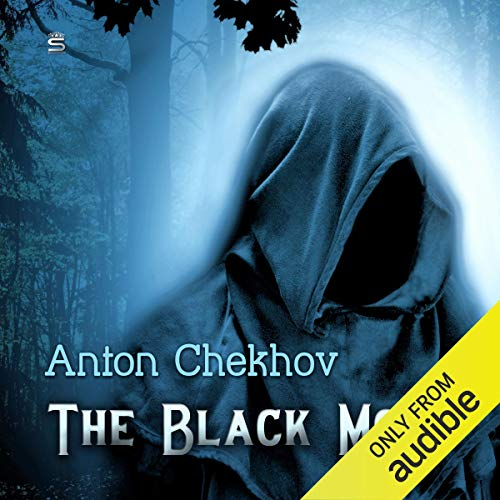 The Black Monk audiobook cover art