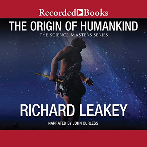 Couverture de The Origin of Humankind