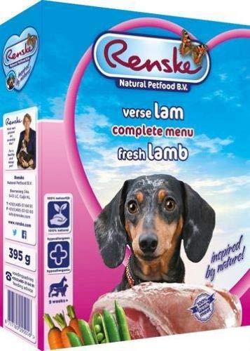 395 GR Renske vers vlees lam hondenvoer