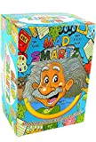 MAD SMARTZ: an Interpersonal Skills Card Game for Anger & Emotion Management, Empathy, and Social Skills; Top Educational Learning Resource for Kids & Adults; Fun for School and Therapy; CBT