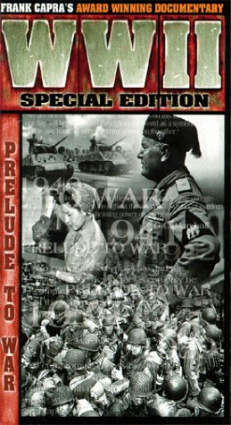 Wwii-Prelude to War [VHS]