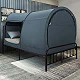 Bed Tent Dream Tents Bed Canopy Shelter Cabin Indoor Privacy Pop Up Warm Breathable Full...