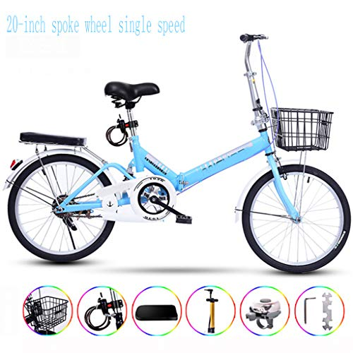 Feiteng Ultralight City Bike pieghevole