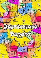Deutschland Popart von Nico Bielow (Wandkalender 2022 DIN A4 hoch): Deutschland ist bunt und das zeigen die kraeftigen Popart Bilder des Kuenstler Nico Bielow auf ganz besondere Weise. (Monatskalender, 14 Seiten )
