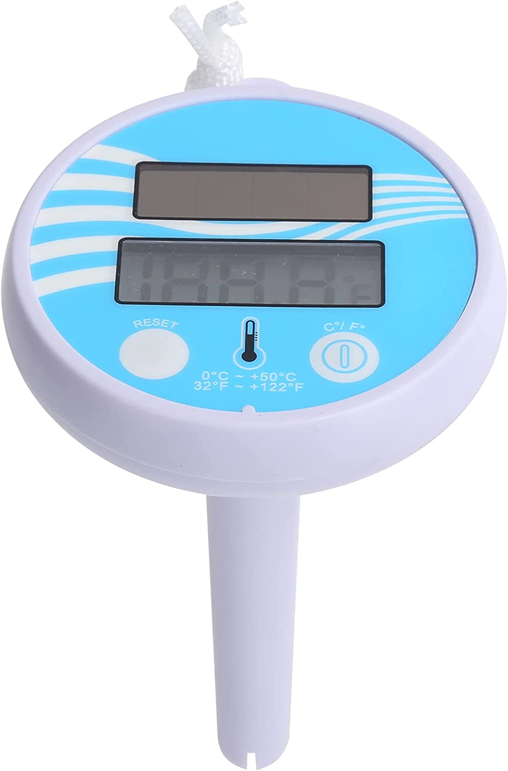 Duokon Floating Water Thermometer S New A surprise price is realized products world's highest quality popular Meter Temperature Electronic