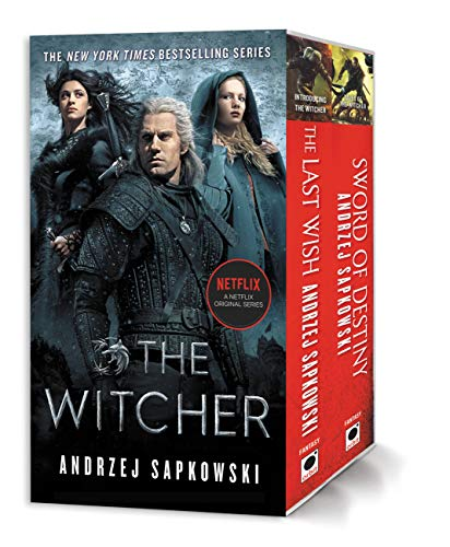 The Witcher Stories Boxed Set: The Last...