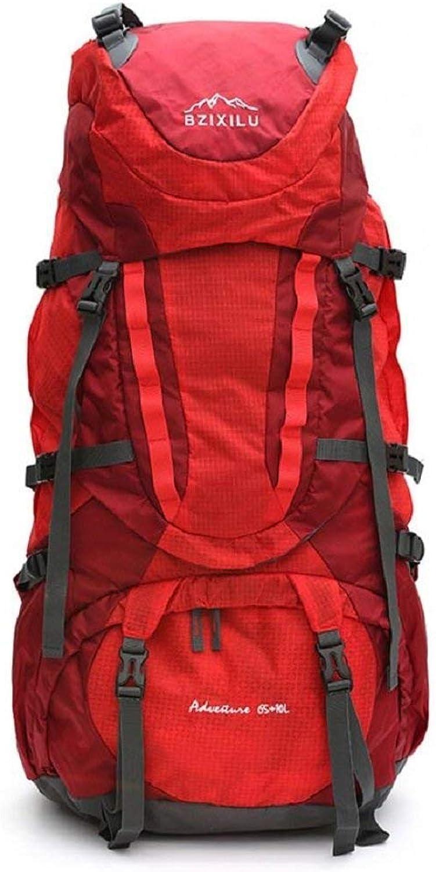 BO Outdoor-Rucksack Outdoor-Multifunktions-Bergsteigen-Tasche, Sport-Casual-Rucksack, mit Regen-Abdeckung Wandern Bag B07H9VYFKB  Hohe Qualität und geringer Aufwand