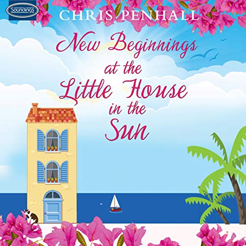New Beginnings at the Little House in the Sun cover art