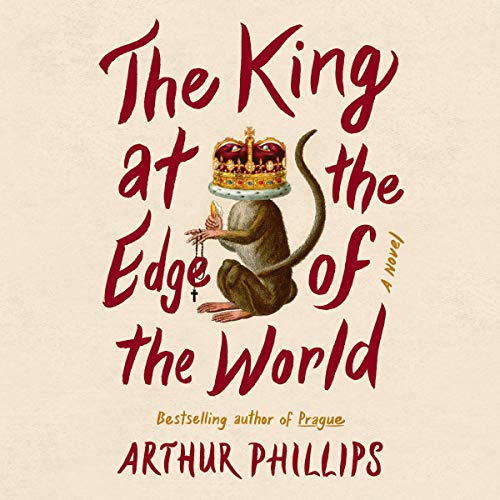 Page de couverture de The King at the Edge of the World