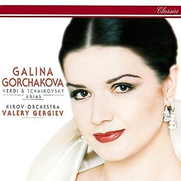 Verdi & Tchaikovsky: Arias