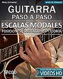 Escalas Modales - Guitarra Paso a Paso - con Videos HD: Posiciones, Digitaciones, Teoría: 5