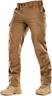 M-Tac Tactical Pants - Operator Flex - Mens Cargo Pants - for Police Military EMS