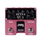 Mooer Audio TENDER OCTAVER PRO Guitar Effects Pedal