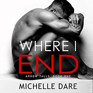 Where I End audiobook cover art