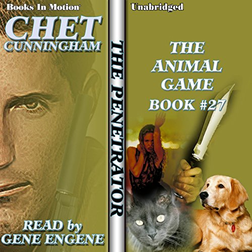 The Animal Game audiobook cover art