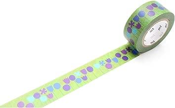MT Masking Tape Ruban-cache /à motifs de /«/particules brillantes//» sur papier washi