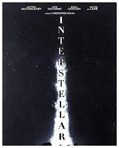 Interstellar Steelbook [2Blu-Ray] [Region Free] (IMPORT) (Keine deutsche Version)