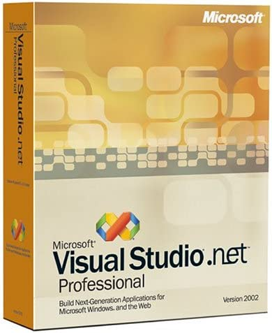 Oklahoma Max 69% OFF City Mall Microsoft Visual Studio Professional 2002 .NET