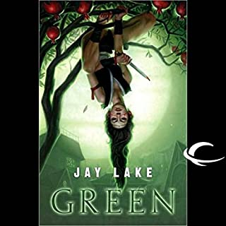 Green cover art