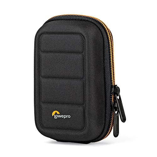 Lowepro Hardside CS 20 Tasche für kleine Point-and-Shoot-Kameras und Zubehör, schwarz