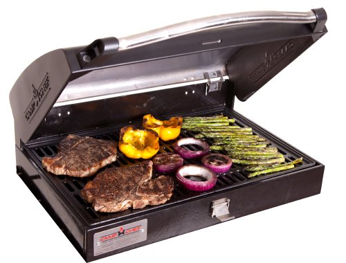 Camp Chef BB-90L Professional Barbecue Grill Box Review