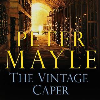 The Vintage Caper cover art