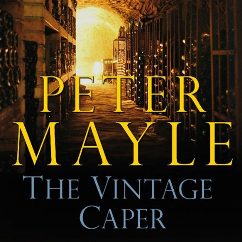 The Vintage Caper cover art
