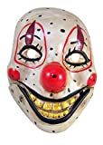 Scary Clown Doll Face Halloween Costume Mask