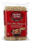Bamboo Garden Eier-Mie Nudeln 250g, 4er Pack (4 x 250 g)