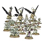 Games Workshop 99129915042 - Start Collecting Daemons of Nurgle - Warhammer 40000 - 17 Figuras (1 Herald de Nurgle, 3 Plague Drones, 3 Nurglings y 10 Plaguebearers de Nurgle - Miniaturas Citadel