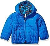 Columbia Kids' Toddler Double Trouble Jacket, Super Blue/Super Blue Critter...