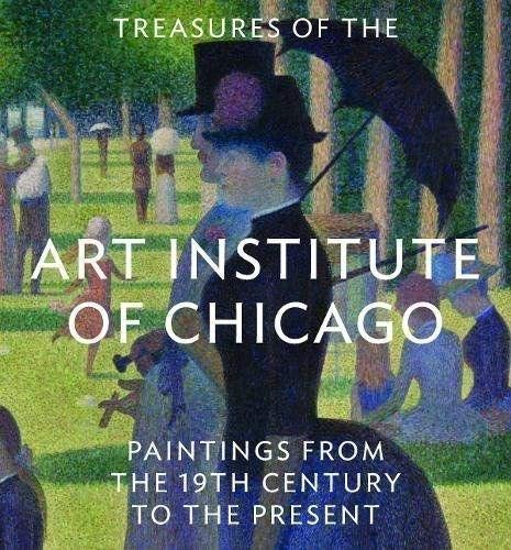 Treasures of the Art Institute of Chicago: Paintings from the 19th Century to the Present (Tiny Folio)