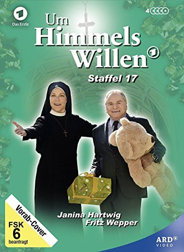 Um Himmels Willen - Staffel 17 (4 DVDs)