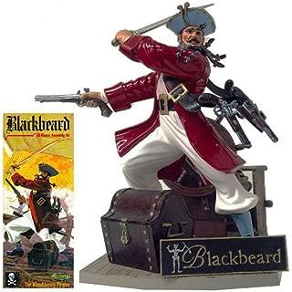 Blackbeard Pirate Figure Model Kit 1/10 Atlantis