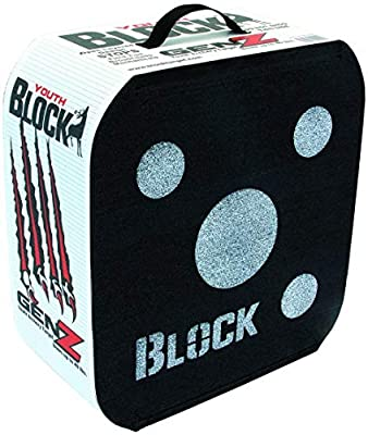Field Logic Youth Block GenZ Open Target Multi-Color, 16 Inch .New Version