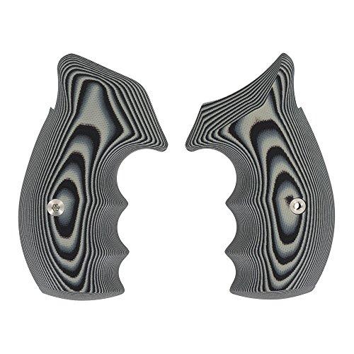 VZ Grips Smith & Wesson K/L-Frame 320 Round Bottom (Black Gray)