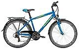 Kinderfahrrad 24 Zoll blau - Pegasus Avanti Jungen Bike - Shimano Kettenschaltung