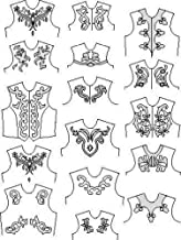 Field's Fabrics Suitability 6360 Scrolls and Other Appliques Equestrian Sewing Pattern [Kitchen]