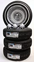 Best 14 chrome reverse wheels Reviews