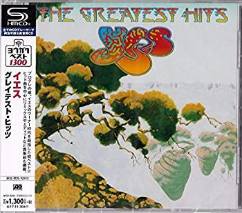 yes greatest hits cd