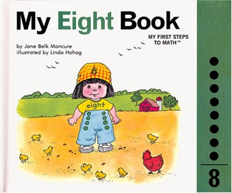 My Eight Book : My Number Books Series