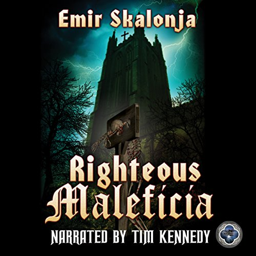 Righteous Maleficia cover art