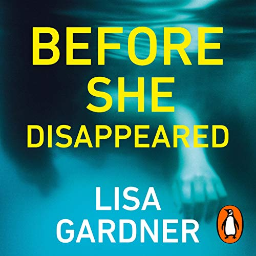 Before She Disappeared cover art