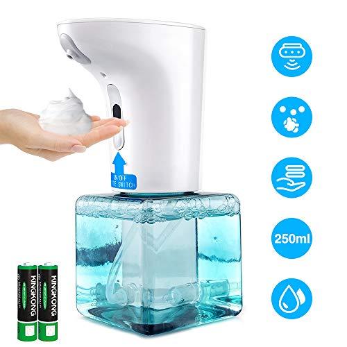 Dispenser di Sapone a infrarossi Automatico, 250ML