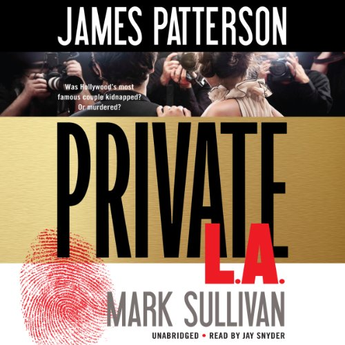 Private L.A. audiobook cover art