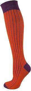 Mysocks Unisex Knee High Socks Ribbed
