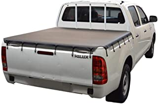 Bunji Ute/Tonneau Cover for Toyota Hilux J-Deck (Apr 2005 to Sept 2015) Double Cab suits Headboard
