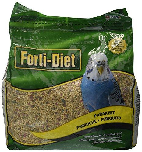Kaytee KY54310 Forti-Diet para Periquito Australiano (Mezcla Balanceada de Semillas)