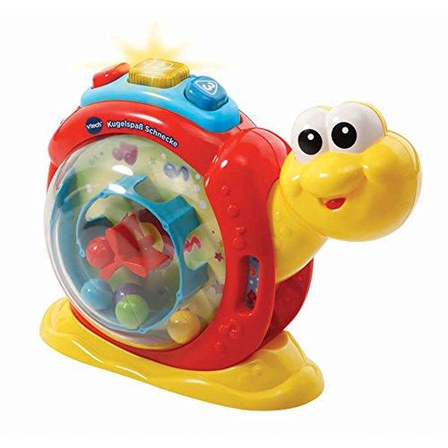 VTech Baby 80-502404 – Jeu de Boules en Forme d'esc.